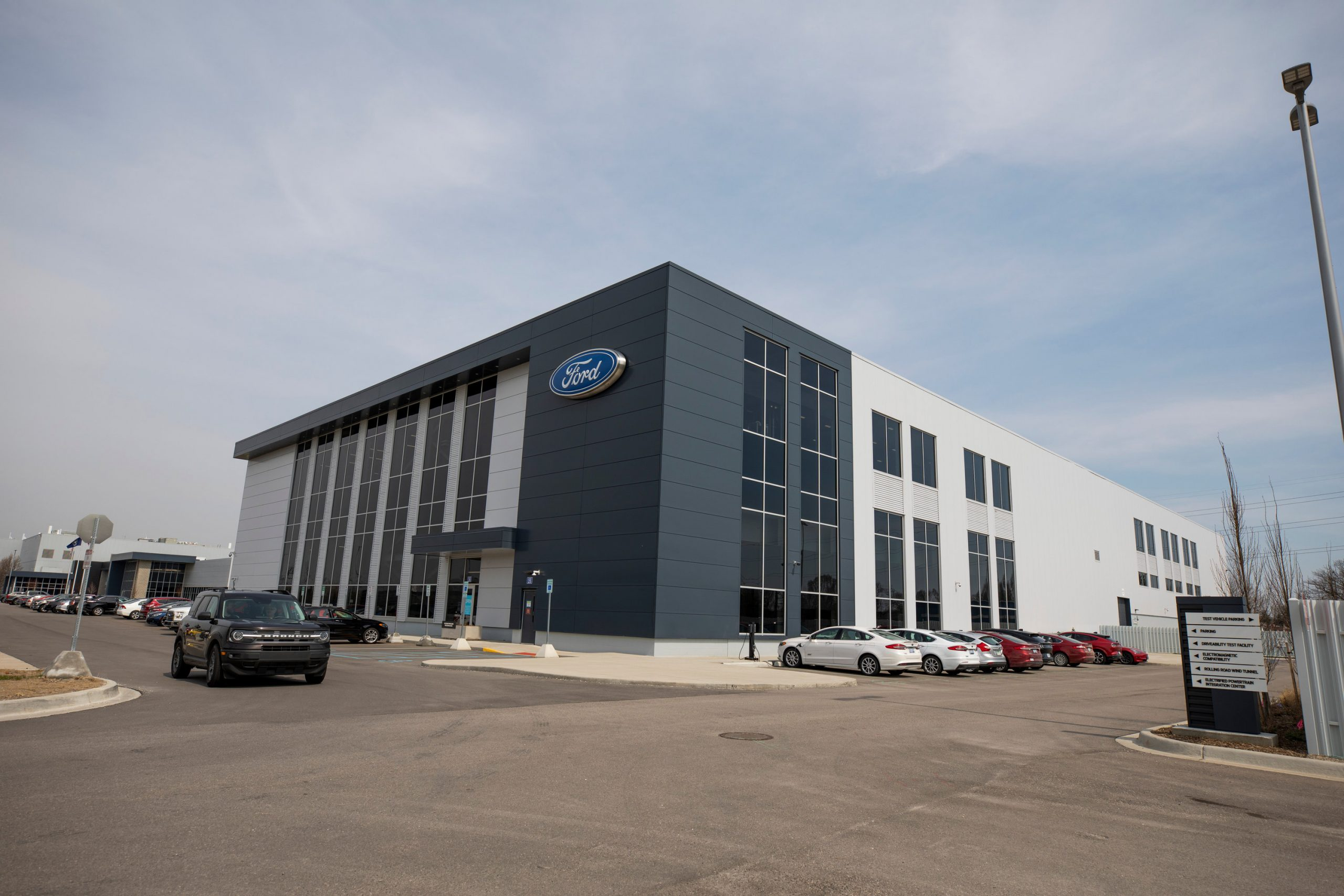 ford ion park
