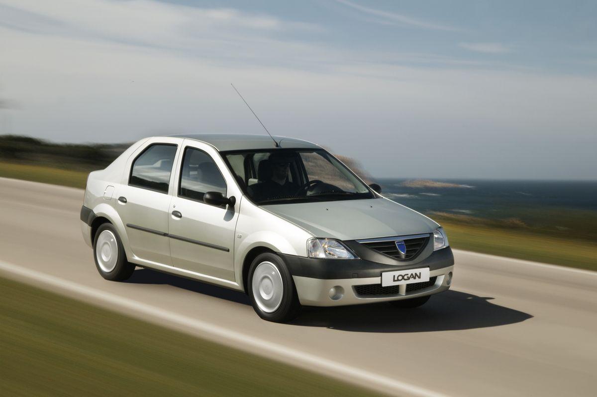 η ιστορία της Dacia