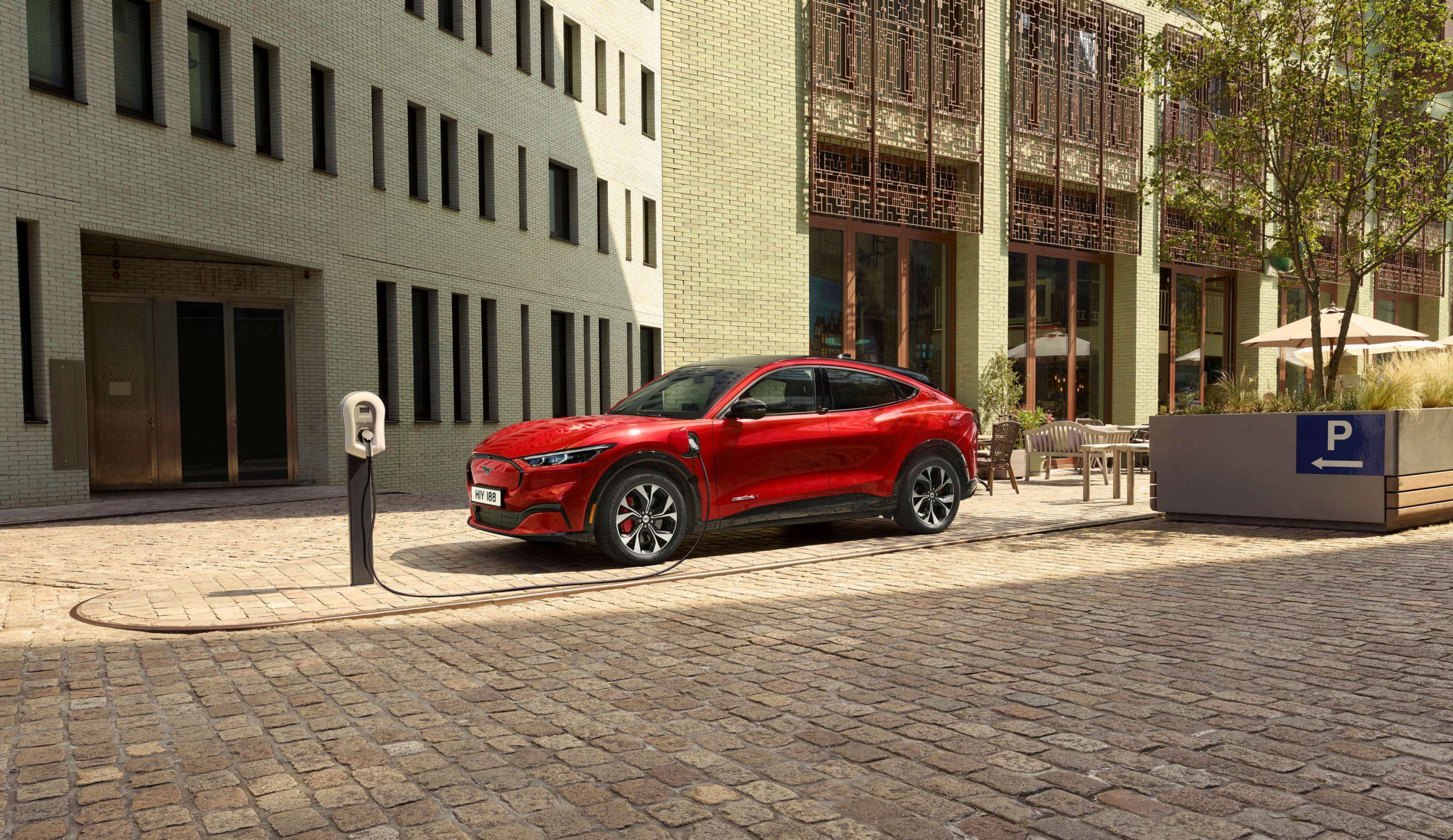 νέα Ford Mustang Mach-E