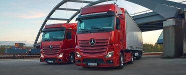 Actros L Mercedes-Benz