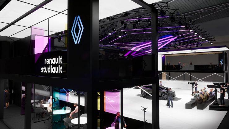 Η Renault στη Διεθνή Έκθεση Αυτοκινήτου